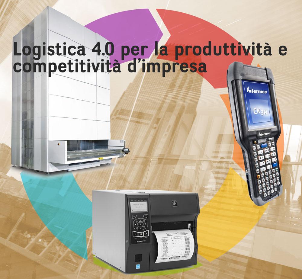 SMART FRIULMAC: Logistica 4.0 per la produttività e competitività d'impresa